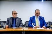 Debate sobre Política Externa, no Palácio Itamaraty com o Ministro das Relações Exteriores, Embaixa (1)