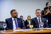 Debate sobre Política Externa, no Palácio Itamaraty com o Ministro das Relações Exteriores, Embaixa (101)