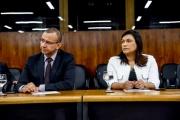 Debate sobre Política Externa, no Palácio Itamaraty com o Ministro das Relações Exteriores, Embaixa (102)