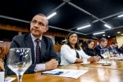 Debate sobre Política Externa, no Palácio Itamaraty com o Ministro das Relações Exteriores, Embaixa (131)