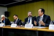 Debate sobre Política Externa, no Palácio Itamaraty com o Ministro das Relações Exteriores, Embaixa (132)