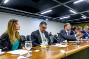 Debate sobre Política Externa, no Palácio Itamaraty com o Ministro das Relações Exteriores, Embaixa (134)
