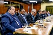 Debate sobre Política Externa, no Palácio Itamaraty com o Ministro das Relações Exteriores, Embaixa (135)