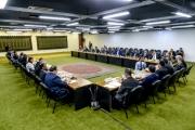 Debate sobre Política Externa, no Palácio Itamaraty com o Ministro das Relações Exteriores, Embaixa (136)