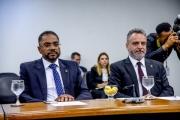 Debate sobre Política Externa, no Palácio Itamaraty com o Ministro das Relações Exteriores, Embaixa (2)