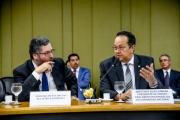 Debate sobre Política Externa, no Palácio Itamaraty com o Ministro das Relações Exteriores, Embaixa (40)