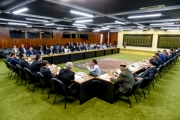 Debate sobre Política Externa, no Palácio Itamaraty com o Ministro das Relações Exteriores, Embaixa (43)