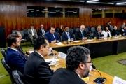 Debate sobre Política Externa, no Palácio Itamaraty com o Ministro das Relações Exteriores, Embaixa (45)