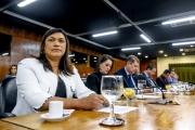 Debate sobre Política Externa, no Palácio Itamaraty com o Ministro das Relações Exteriores, Embaixa (87)