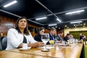 Debate sobre Política Externa, no Palácio Itamaraty com o Ministro das Relações Exteriores, Embaixa (88)