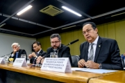Debate sobre Política Externa, no Palácio Itamaraty com o Ministro das Relações Exteriores, Embaixa (89)