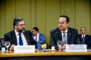 Debate sobre Política Externa, no Palácio Itamaraty com o Ministro das Relações Exteriores, Embaixa (90)