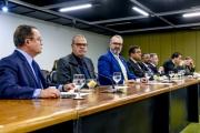 Debate sobre Política Externa, no Palácio Itamaraty com o Ministro das Relações Exteriores, Embaixa (92)