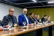 Debate sobre Política Externa, no Palácio Itamaraty com o Ministro das Relações Exteriores, Embaixa (93)