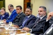 Debate sobre Política Externa, no Palácio Itamaraty com o Ministro das Relações Exteriores, Embaixa (94)