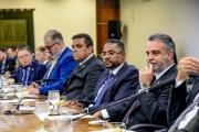 Debate sobre Política Externa, no Palácio Itamaraty com o Ministro das Relações Exteriores, Embaixa (95)