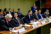 Debate sobre Política Externa, no Palácio Itamaraty com o Ministro das Relações Exteriores, Embaixa (96)