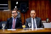 Debate sobre Política Externa, no Palácio Itamaraty com o Ministro das Relações Exteriores, Embaixa (97)