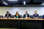 Debate sobre Política Externa, no Palácio Itamaraty com o Ministro das Relações Exteriores, Embaixa (99)