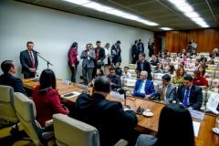 Relançamento da Frente Parlamentar Contra o Abuso e a Exploração Sexual de Crianças e Adolescentes-45