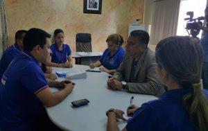Carlos Alberto acompanha implementação de políticas públicas para menores no Amazonas
