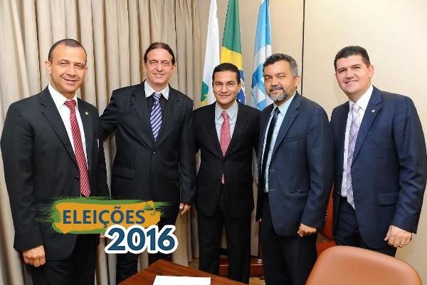Marcos Pereira abona filiação de vereador maranhense, que disputará prefeitura