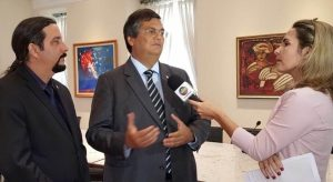 Júnior Verde busca apoio para projetos de pesca e infraestrutura