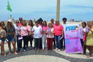 PRB Mulher organiza caminhada pelo Dia Internacional da Mulher