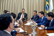 Bancada republicana recebe Grupo de Trabalho que analisou Pacote Anticrime