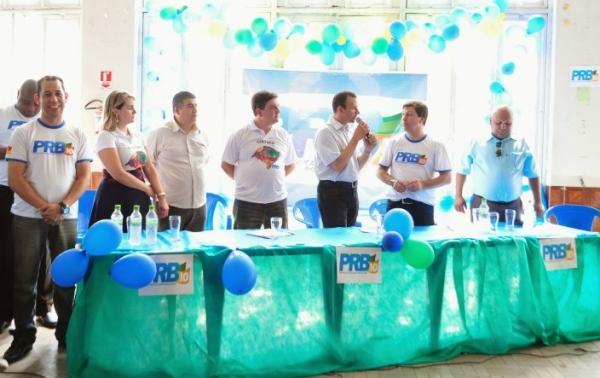 PRB Gaúcho comemora ingresso de 109 novos filiados em Rosário do Sul