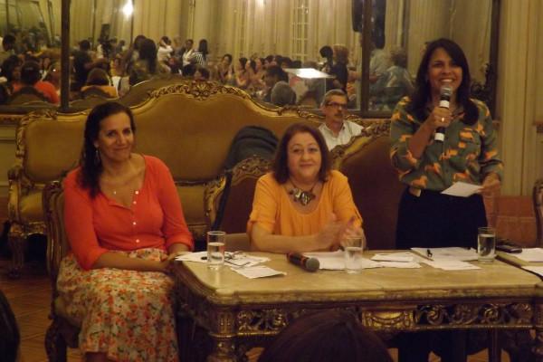 PRB Mulher RJ participa de debate  sobre a PEC das Domésticas