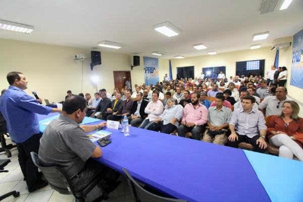 Encontro estadual no Rio aborda reforma política