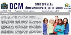 09_07_13_atuacao2_projeto_de_tania_bastos_prb-destaque_diario_oficial_camara