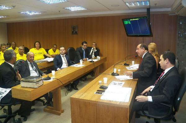Comissão de Saúde discute a situação do Hospital João Batista Caribé