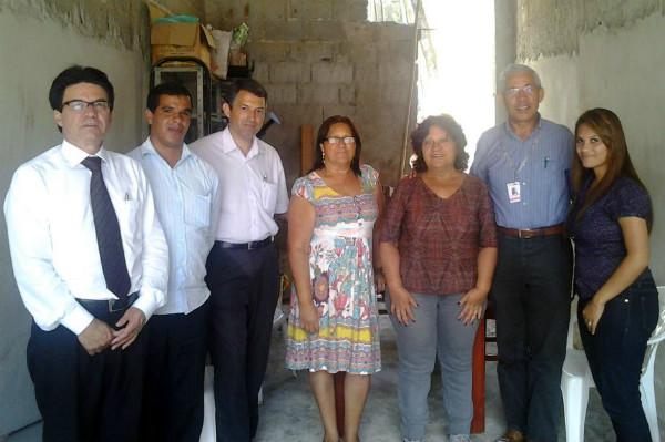 Gabinete itinerante repercute positivamente em Ribeirão Pires