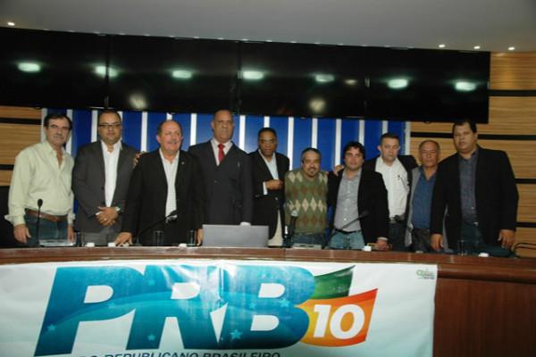 Vitória da Conquista sedia evento do PRB e reúne principais lideranças