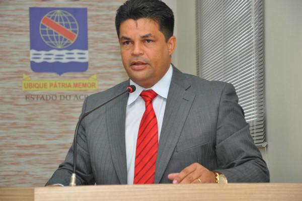 Vereador Manuel Marcos visita Bairro Esperança III