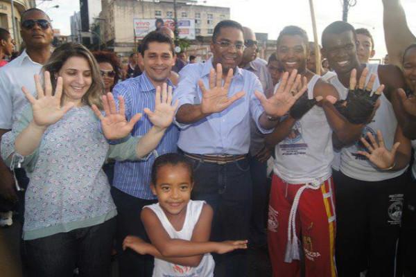 PRB Juventude comemora projeto aprovado em Salvador