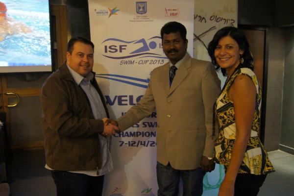 Países confirmam presença na Gymnasiade 2013