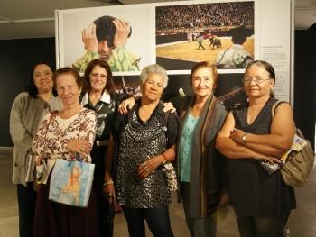 Idosos do Centro de Convivência do Guará visitam Exposição