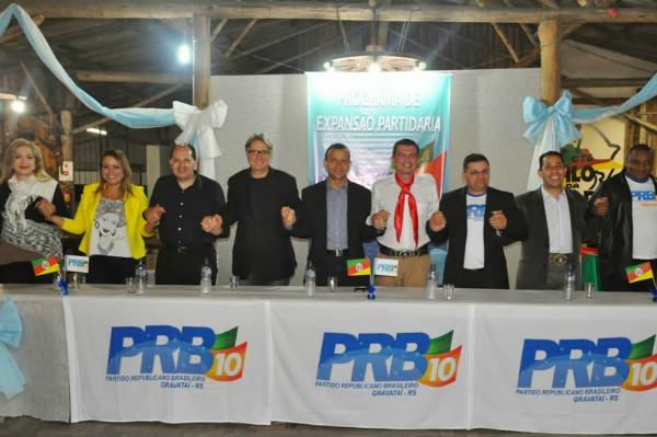Gravataí realiza 2ª edição do programa Filia 10 do PRB