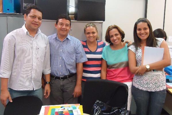 PRB Jovem visita Secretaria de Juventude