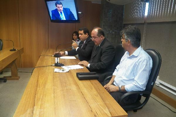 Comissão discute saúde da Região do Vale do Jiquiriçá (BA)