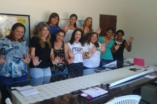 Congresso de Mulheres na pauta do PRB Mulher da Paraíba