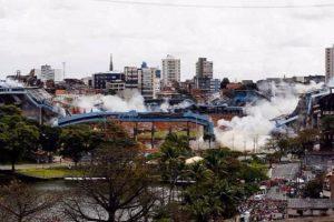Placa recordará vítimas na Bahia