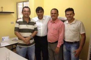 Dirigentes do PRB-PE em ação