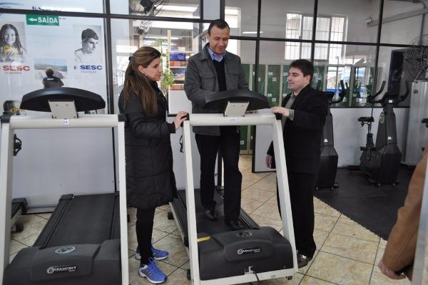 SESC apresenta programas sociais para Carlos Gomes em Camaquã
