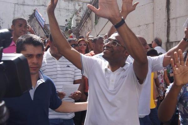 Marinho apresenta propostas para população soteropolitana