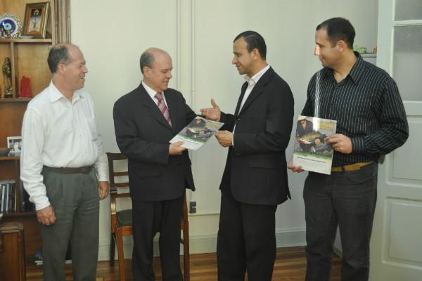 Carlos Gomes apresenta Plano Safra em Santa Maria (RS)