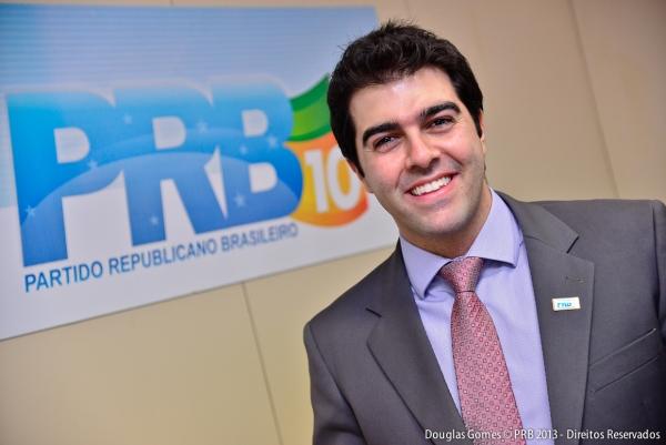 Cartafina defende demandas de Uberaba em Brasília